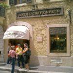 Das Caffè Greco heute