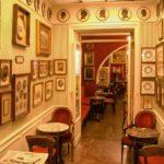 Das Caffè Greco  - Innenansicht