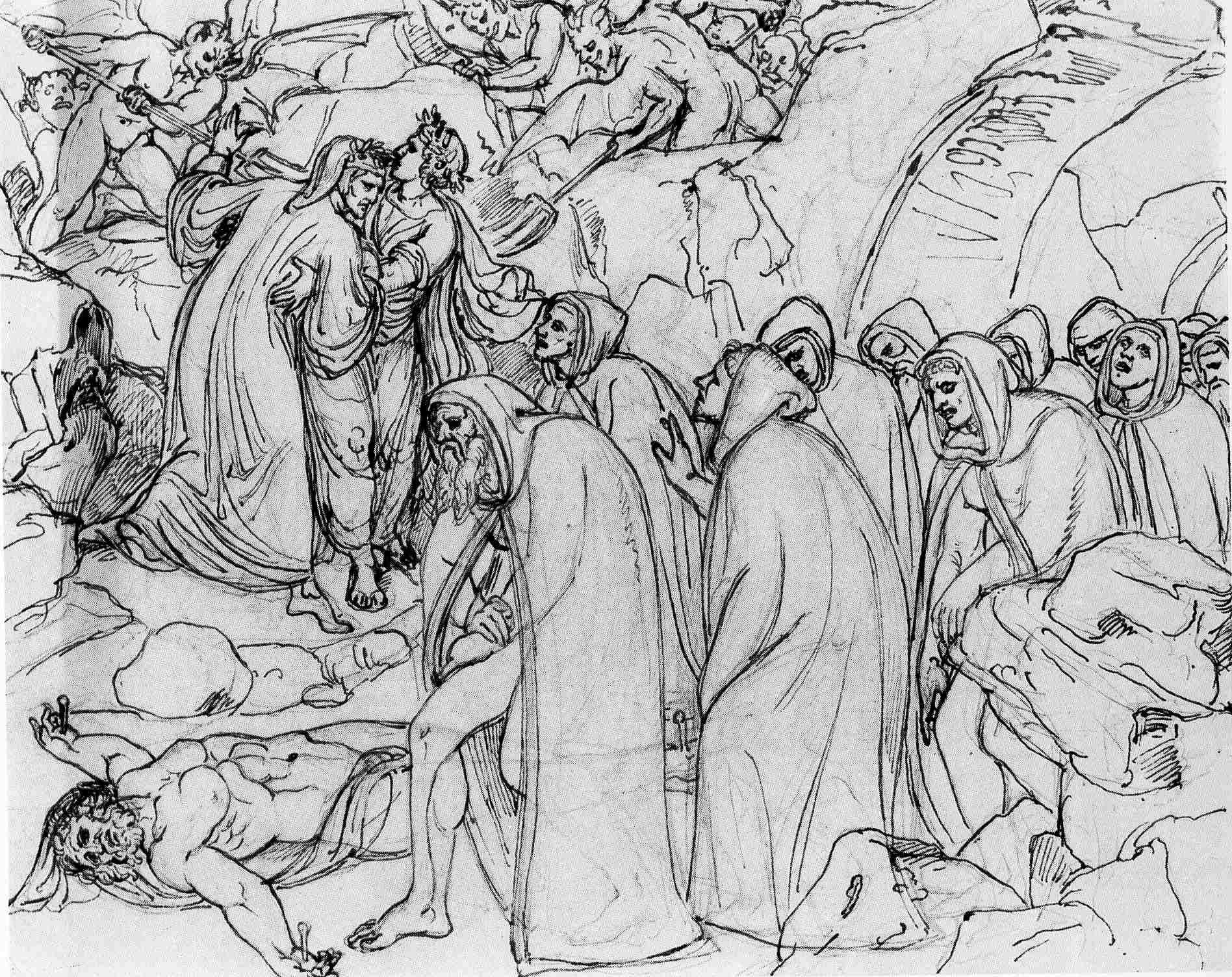 Gli ippocriti e la loro pena