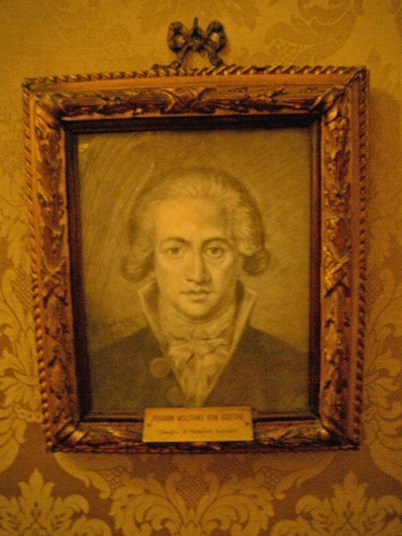 Portrait eines Künstlers