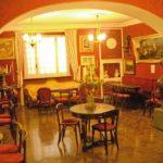 Salon im Caffè Greco