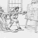 Karikatur (Bonaventura Genelli)