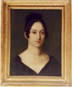 Cassandra Rinaldi, moglie di Joseph Anton Koch.
