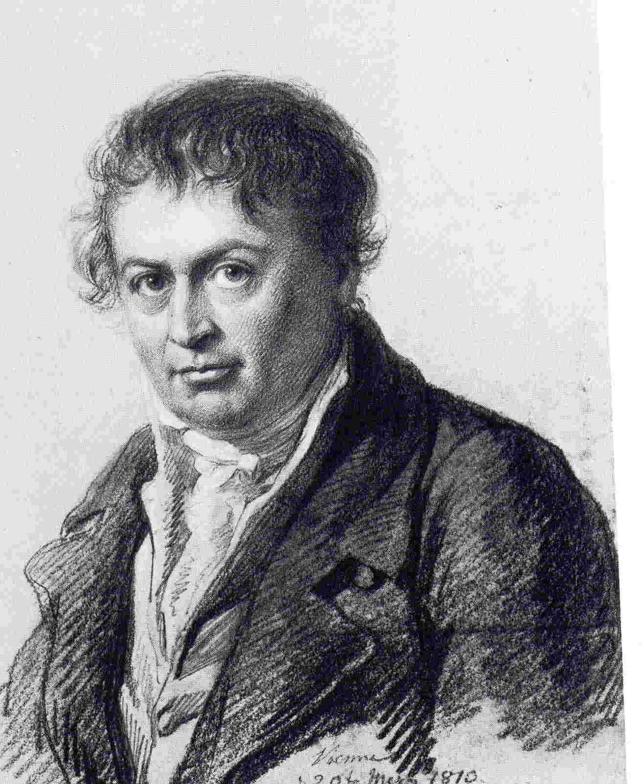 Joseph Anton Koch  (Vogel zu Vogelstein)