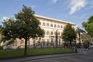 L'ambassade des États Unis à Rome - Gaetano Koch