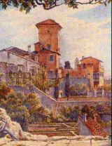 Villa Malta in Rom -