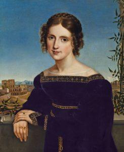 Die Malerin Louise Seidler