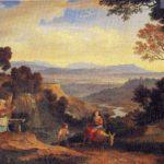 Landschaft bei Ronciglione