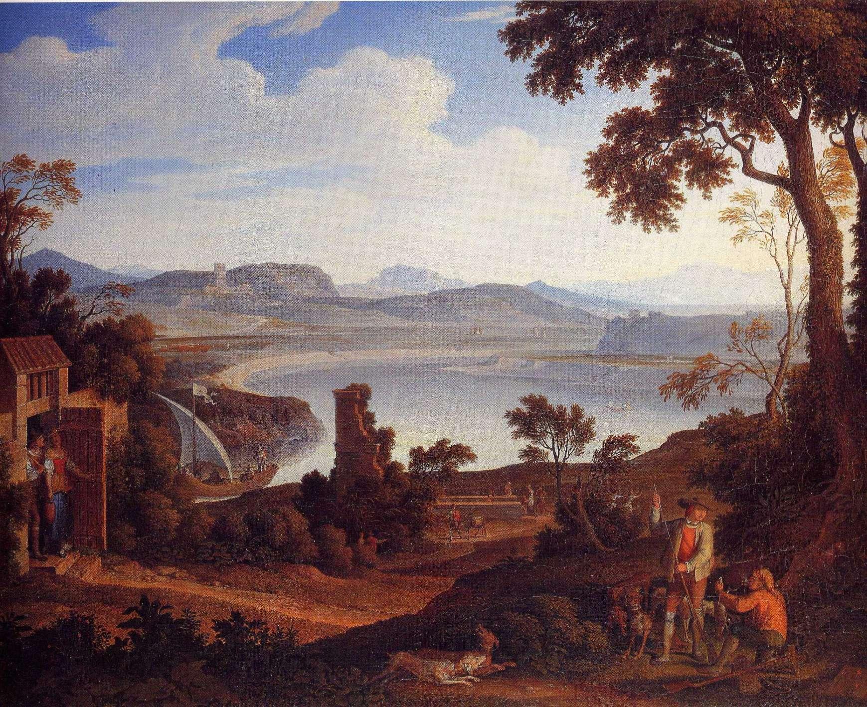 Tiberlandschaft